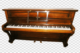 Piano Instrument PNG Pic