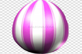 Pink Easter Egg PNG Photo