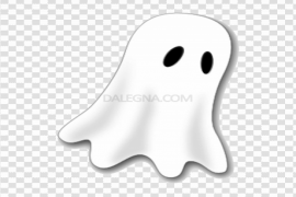 Halloween Ghost Transparent PNG
