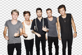One Direction PNG Image