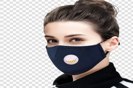 Anti-Pollution Face Mask PNG Picture
