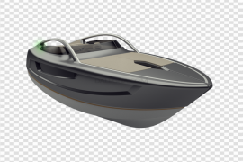 Boat Concept PNG