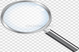 Magnifying Glass Vector PNG