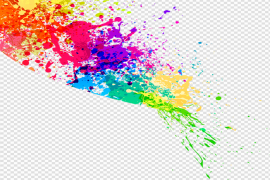 Colorful PNG Photo