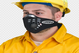 Anti-Pollution Face Mask PNG Photos