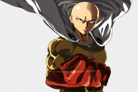One Punch PNG Clipart