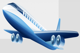 Airplane PNG Image