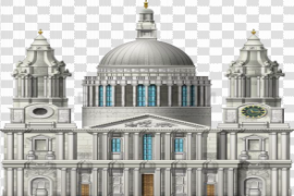 Cathedral PNG HD