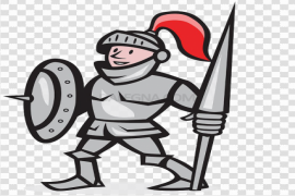 Medieval Knight PNG Clipart