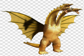 Ghidorah PNG Picture