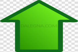 Green Arrow PNG Free Download