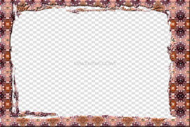 Abstract Frame Transparent Images PNG