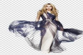 Shakira PNG Transparent Picture