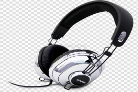 Headphone Background PNG