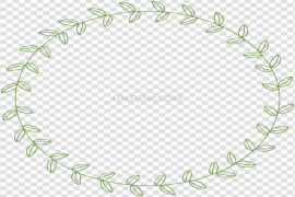 Round Frame PNG Pic