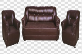 Five Seater Sofa PNG Image