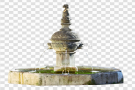 Fountain PNG Transparent Image