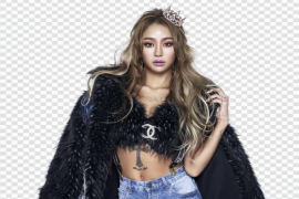 Hyolyn PNG Transparent Photo
