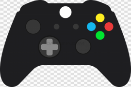 Game Controller PNG Photo