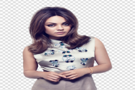 Mila Kunis PNG Picture