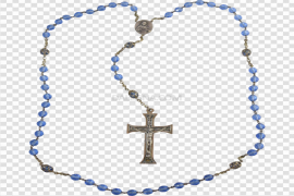 Holy Rosary PNG Image