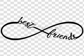 Forever Friendship PNG Clipart