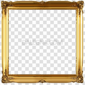 Luxury Frame PNG Photo