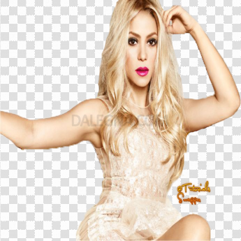 Shakira PNG Picture
